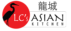 LC's Asian Kitchen Logo