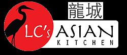 LC's Asian Kitchen Logo